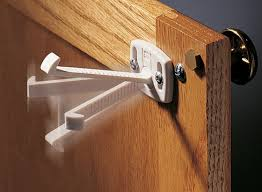 Child Proof Locks For Lazy Susan Cabinets by Childproofing Kit
