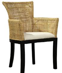 6 Gorgeous Wicker/Rattan Indoor Dining Chairs For Your Home ... Bainbridge Ding Arm Chair Montecito 25011 Gray All Weather Wicker Solano Outdoor Patio Armchair Endeavor Rattan Mexico 7 Piece Setting With Chairs Source Chloe Espresso White Sc2207163ewesp Streeter Synthetic Obi With Teak Legs Outsunny Coffee Brown 2pack Modway Eei3561grywhi Aura Set Of 2 Two Hampton Pebble