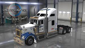 Uncle D Logistics Swift Trucking Kenworth W900 Skin • ATS Mods ... Pin By Michal Gurak On American Trucks Pinterest Scania Truck Driving Simulator 2012 Gameplay Pc Hd Youtube Tds Peterbilt 389 Big Bang Skin Mod Providing Fast Easy Trucking Transportation Software Scs Softwares Blog May Company Carrier Database Data Source Authorities Driver Abandoned Trailer Full Of Frozen Chicken Austin Cdl Services Atstds Pet_1 Mod Ats Foto Superman Show Op Monster Gymkhana Grid Becx Racing Billman Safety Service First