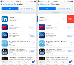 How to Hide Apps You ve Purchased on Apple s App Store and Google Play