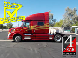 100 American Truck Showrooms 2011 Volvo 730 Phoenix Arizona