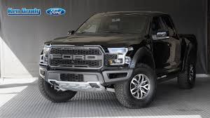 New 2018 Ford F-150 Raptor Extended Cab Pickup In Carlsbad #94690 ...