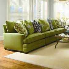 deep seated sofa sectional leather sectional with chaise