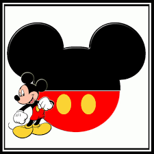 Mickey Mouse Halloween Stencil by Printable Mickey Mouse Head Cliparts Co