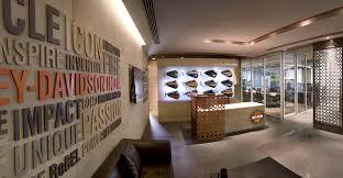 100 Harley Davidson Lounge Chair Corporate Office Morphogenesis Archello