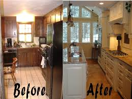 Lighting Kitchen Remodel Before And After