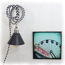 iron hook sconce l accessory turn a pendant l into a wall