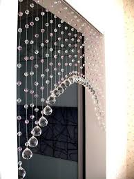 Doorway Beaded Curtains Wood by Best 25 Beaded Curtains Ideas On Pinterest Bead Curtains For