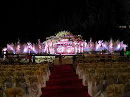 Outdoor Wedding Reception Decorations Best Of Stage