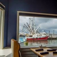 Wharfside Patio Bar Point Pleasant New Jersey by The Shrimp Box U0026 Outside The Box Patio Bar 75 Inlet Dr