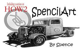 SpencilArt Pencil Drawings Of Classic Cars