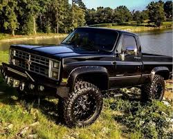 100 Old Lifted Trucks Chevy Fashioned