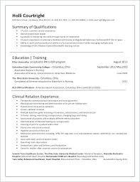 Veterinary Technician Resume 5 Example