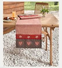 tischdecken tischdecke kringel textil deko wohnzimmer