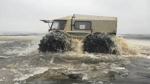 Russia's Monster Truck Mini-Tanks Are Perfect - The Drive