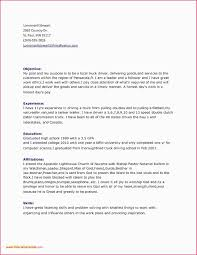 Personal Driver Job Description For Resume Driver Cover Letter ...