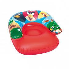 siege de piscine gonflable siege gonflable enfant angry birds piscine 76x76cm 722