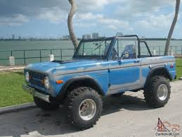 Old Ford Bronco Classic Trucks, Ford Truck Models List | Trucks ...