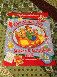 The Berenstain Bears Christmas Tree Book by The Proverbs31 Mama Zondervan Christmas Books For Kids