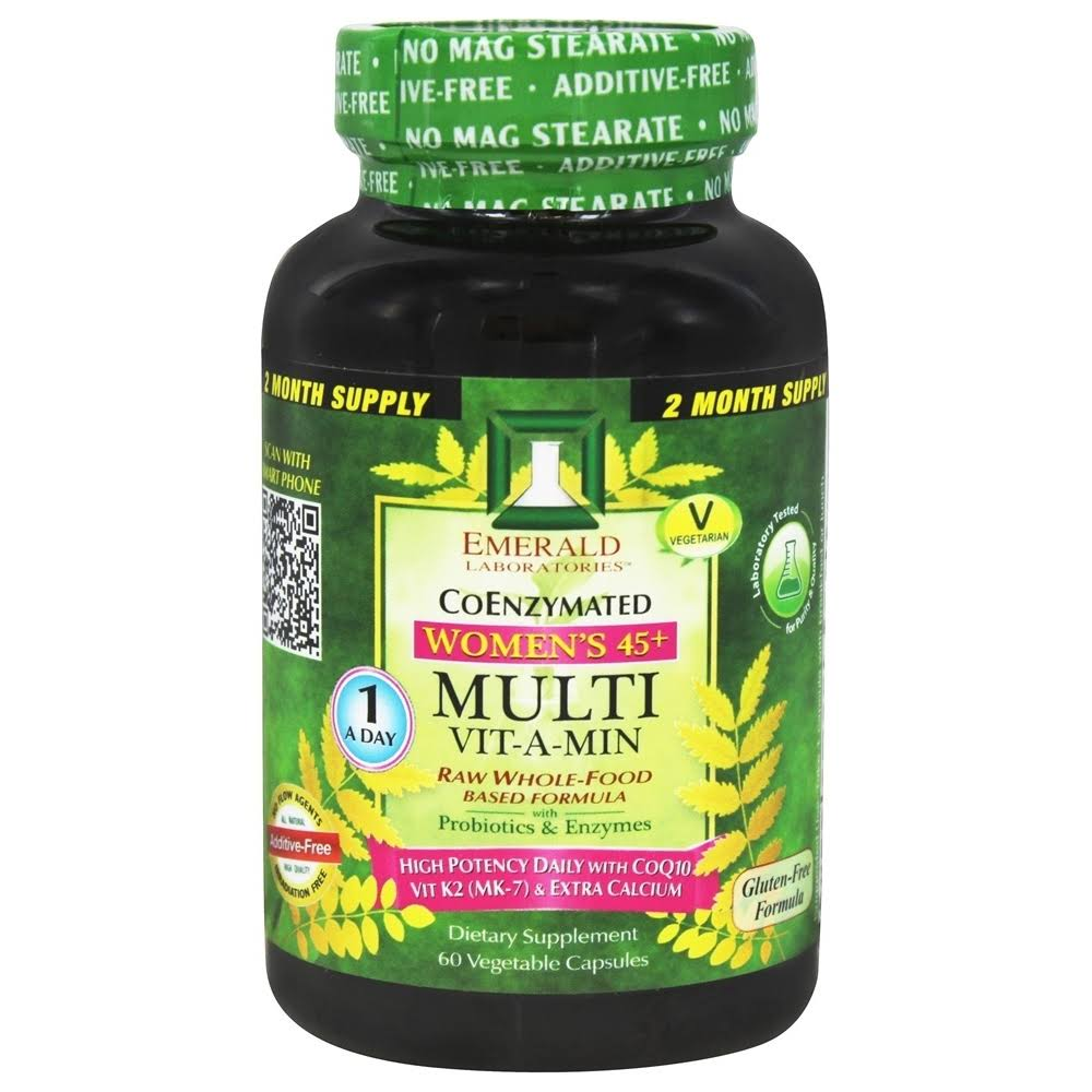 Emerald Labs One-A-Day Women's Multi Vitamin