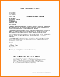 Best Ideas Cover Letter Good and Bad for Your Teacher Cover