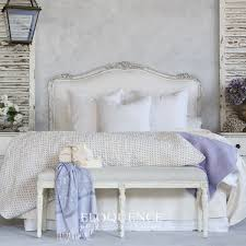 Roma Tufted Wingback Headboard by French Style Eloquence Sophia Silver Two Tone Headboard In The