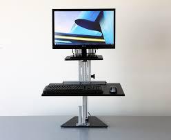Varidesk Standing Desk Floor Mat by Tabletop Standing Desk Converter Best Home Furniture Decoration