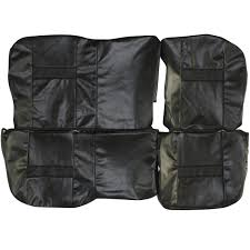 100 Dodge Truck Seat Covers 20062009 Ram 2500 Custom Real Leather Rear