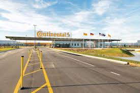 100 Continental Truck Driving School ExpandingSouthCarolinatireplantagain