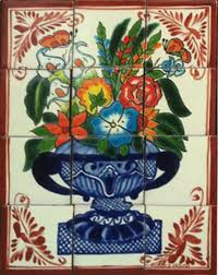 863 best mexican tiles images on mexican tiles border