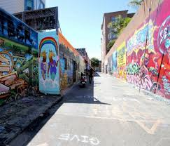 Clarion Alley Mural Project San Francisco by San Francisco Magazine Modern Luxury Clarion Alley U0027s Long