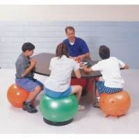 Physio Ball Chair Base by Exercise Ball Chairs For Sale Exercise Ball Office Chair U0026 Bases