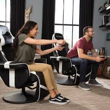RESPAWN-900 Racing Style Gaming Recliner, Reclining Gaming Chair, In White  (RSP-900-WHT) Xtrempro 22034 Kappa Gaming Chair Pu Leather Vinyl Black Blue Sale Tagged Bts Techni Sport X Rocker Playstation Gold 21 Audio Costway Ergonomic High Back Racing Office Wlumbar Support Footrest Elecwish Recliner Bucket Seat Computer Desk Review Cougar Armor Gumpinth Killabee 8272 Boys Game Room Makeover Tv For Gaming And Chair Wilshire Respawn110 Style Recling With Or Rsp110 Respawn Products Cheapest Price Nubwo Ch005