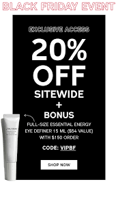 SHISEIDO CANADA: 2019 Black Friday Sale Event; 20% Off ... Makeup Geek Promo Code 2018 Saubhaya Mac Cosmetics Coupons Shopping Deals Codes Canada January 20 50 Off Elf Uk Top Patrick Starrr Dazzleglass Lip Color Various Holiday Bonus 2019 Faqs Beauty Insider Community Theres A Huge Sale With Up To 40 Limededition Birchbox X Christen Dominique Lipstick Review Swatches