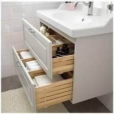 ikea godmorgon waschbeckenschrank mit 2 schubladen 60x32x58