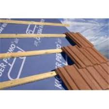 China Hermo Reflective Breather Membrane For Pitched Roof Underlay Sale
