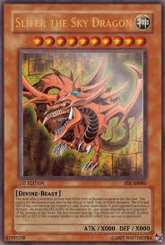Slifer The Sky Dragon Deck Profile by Wahts Your Favourite Yu Gi Oh Card D