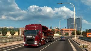 Demo Simulator Euro Truck 3