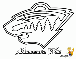 Coloring PagesColoring Pages Hockey Nhl Ice Hard Pictures West Of Animals