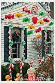Candy House Decorations For Reagan