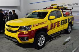2015 Chevrolet Colorado Lifeguard Truck: LA 2013 Photos - Automotive
