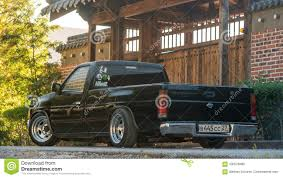 Khabarovsk, Russia - August 28, 2016 : Car Nissan Datsun Pickup ... Datsun Pickup Truck Usa Canada Automobile Sales Brochures History Of Datsun Photos Past Cars Classic Truck Award In Texas Goes To 1972 Pickup Medium Ratrod And Bikes Trucks Mini Trucks Pickup Truckin Pinterest Nissan Original Arizona Truck 1974 620 For 5800 Get Into Bed With A Khabarovsk Russia August 28 2016 Car Wikipedia Bone Stock 1968 520 On The Road March 3 Car At Starting Grid Classic Race