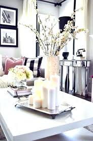 Coffee Table Centerpieces Glass Decor For Sale Medium Size Of Decorating Ideas Pictures