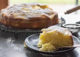 Easy Italian Pear Cake