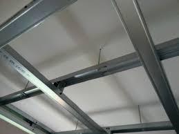 rail de faux plafond menuiserie image et conseil