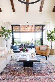 Stylish Living Room Rug Intended For With Round Area Where Should I Position My In