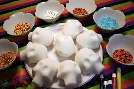 Easy Sugar Skull Day Of by How To Make Sugar Skulls It U0027s Totally Easy And Sugary Also