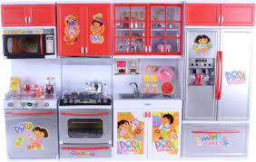 Dora The Explorer Kitchen Playset by Halo Nation Dora Theme Beautiful Kitchen Set Large With 4 Counters