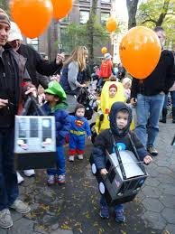 Park Slope Halloween Parade 2014 by Mcbrooklyn October 2011