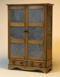 Miniature Country Pie Safe Cabinet Shaker Works West